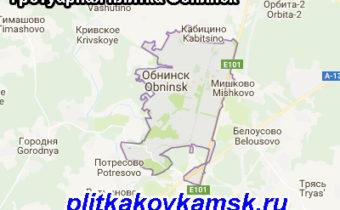 Тротуарная плитка Обнинск Жуковский район Калужская область