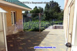 Укладка брусчатки в Калужской области
