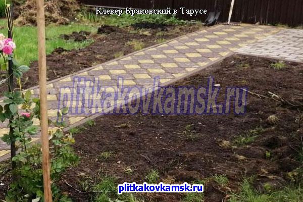 Дорожно-строительные работы в Тарусском районе